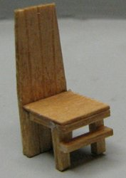 QS319 Captain's Boat Chair