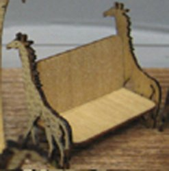 TH111 Giraffe End Chair