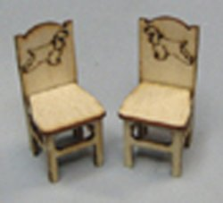 TH103 Theme Chairs (2)