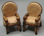 QS219 Lincoln Parlor Chairs
