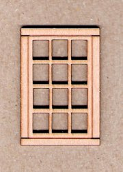 QSA702 Window ( with frame )
