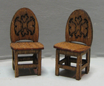 QS218 Ladies Fancy Chairs