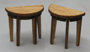 QS221 Half-Moon Tables