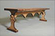 QS300 Medieval Long Trestle Table