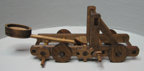 QS837 Medieval Catapult