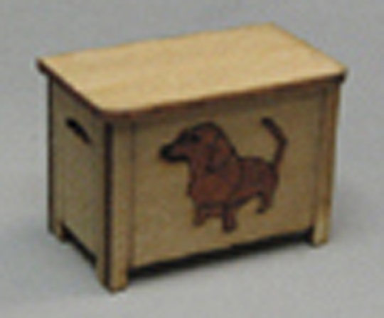 TH106 Theme Toy Box or Blanket Chest